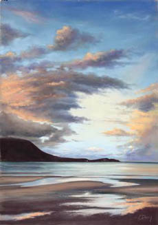 Louise Derry 'Sunset'