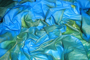 fibre reactive dyes - blues, greens