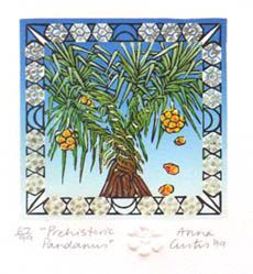 - 'Cool Coconut' and 'Prehistoric Pandanus'