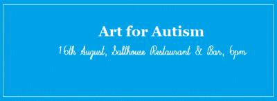 Art for Autism, banner photo