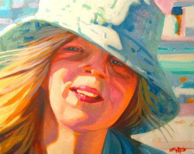 Sunhat by Greg Dwyer