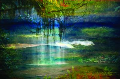 Tracy Ann Rees-Mortimer, Coloured Sea, 2008