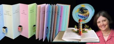 Carol Barton form the USA.... Pop up & Sculptural books