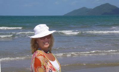 One of my favourite places - Dunk Island in the background