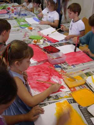 School Holiday Workshops at Cairns Regional Gallery